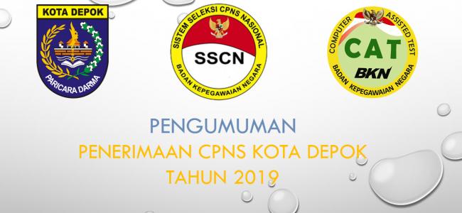Penundaan Pengumuman Hasil Seleksi Administrasi dan Penyesuaian Jadwal Tahapan Seleksi CPNS Tahun 2019