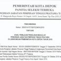 Pengumuman Hasil Penulisan Makalah Pengisian JPT Pratama