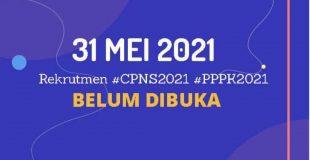 Penundaan Pengumuman Seleksi CASN Tahun 2021